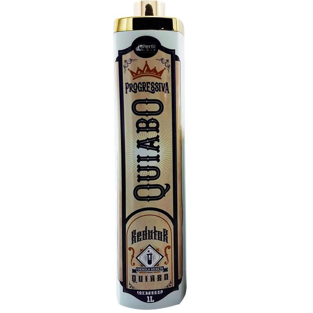 Escova De Quiabo - Perfil Hair ( Ativo 1 Litro)