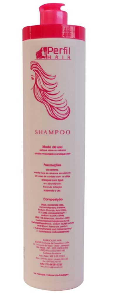 Kit Escova Progressiva Brilho de Verniz - Perfil Hair