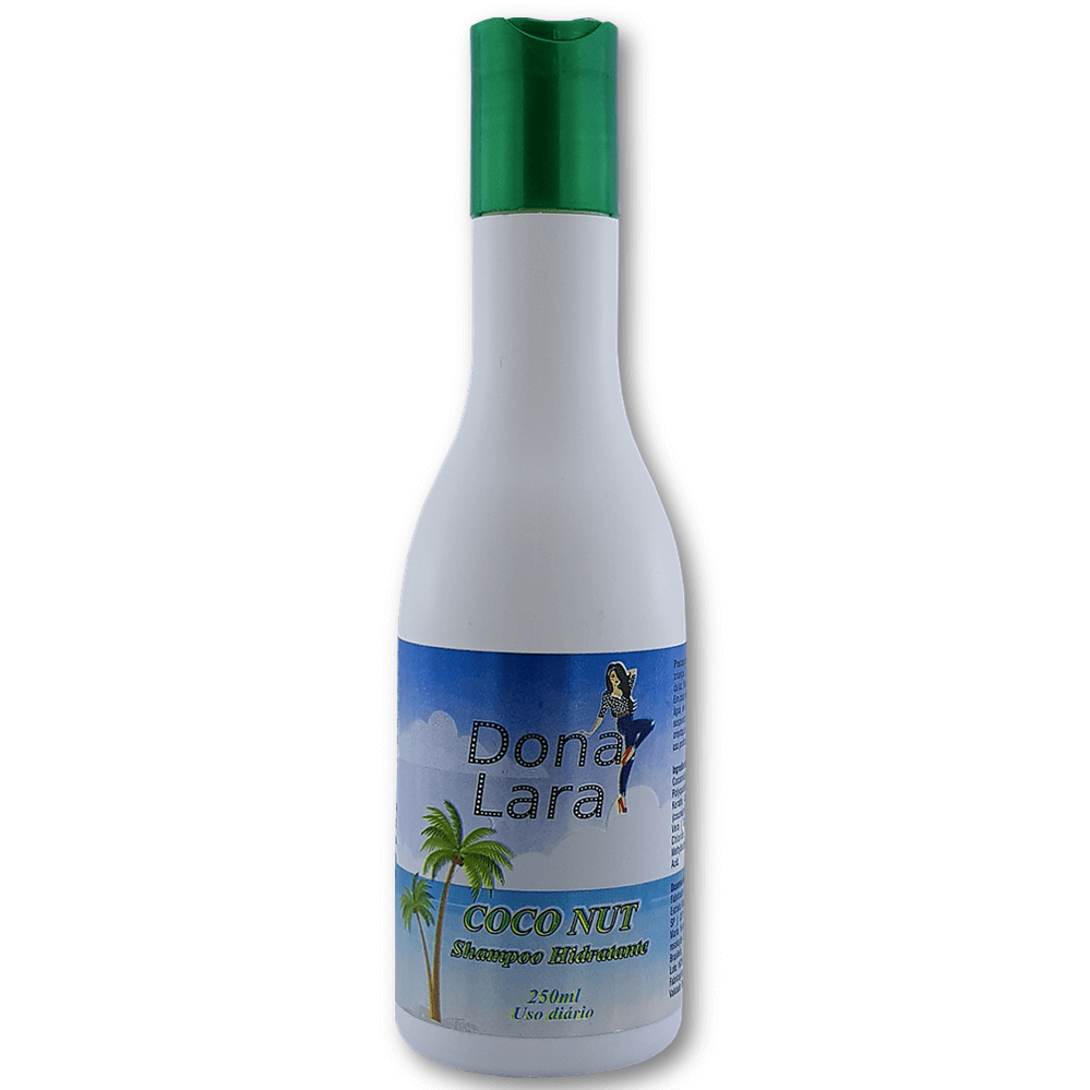 Kit Hidratante Dona Lara – Coco Nut