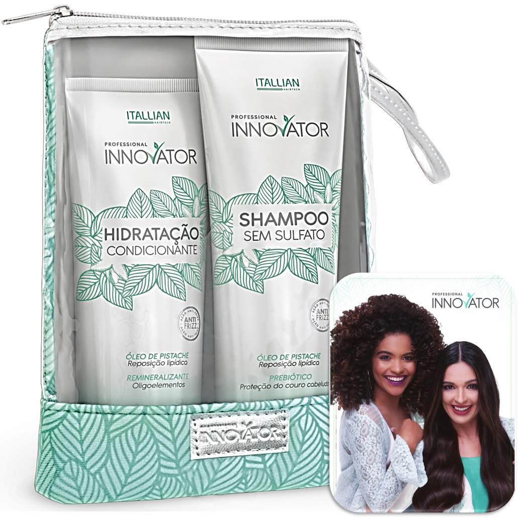 Kit Home Care Innovator - Shampoo 280 ml + Hidratação Condicionante 250 ml