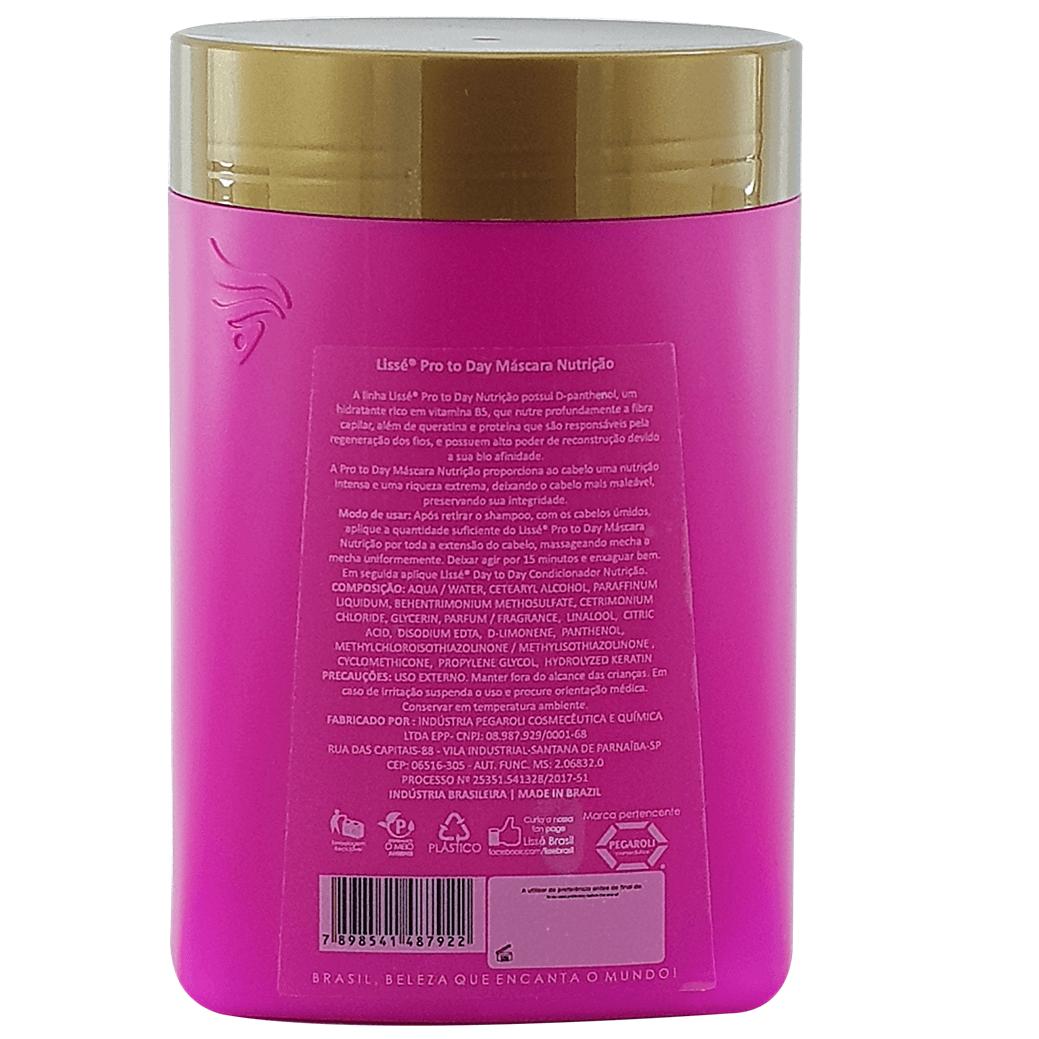 Kit Lavatório de Nutrição Lisse Completo 3 Produto