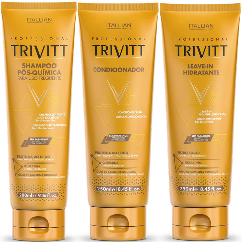 Kit Manutenção e Hidratação Intensiva Trivitt