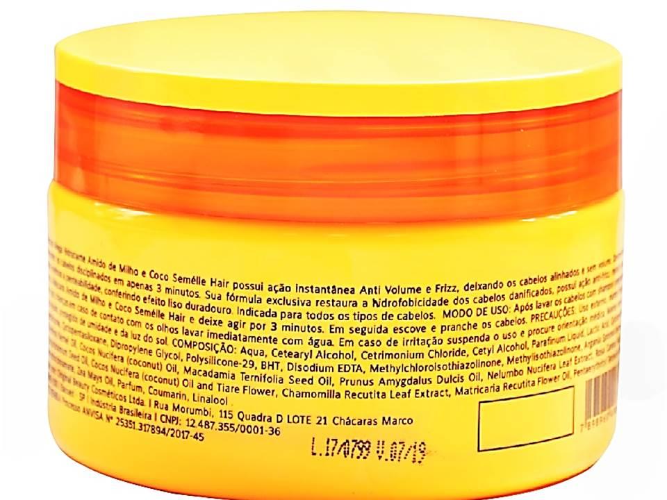 Kit Manutenção Profissional Amido De Milho