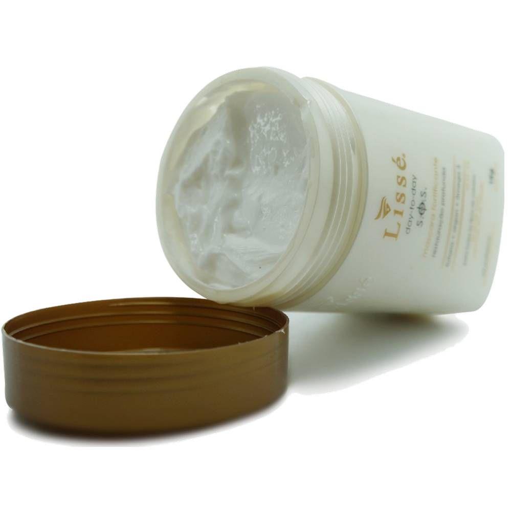 Kit Máscara E Shampoo S.O.S Lissé - 01 Litro