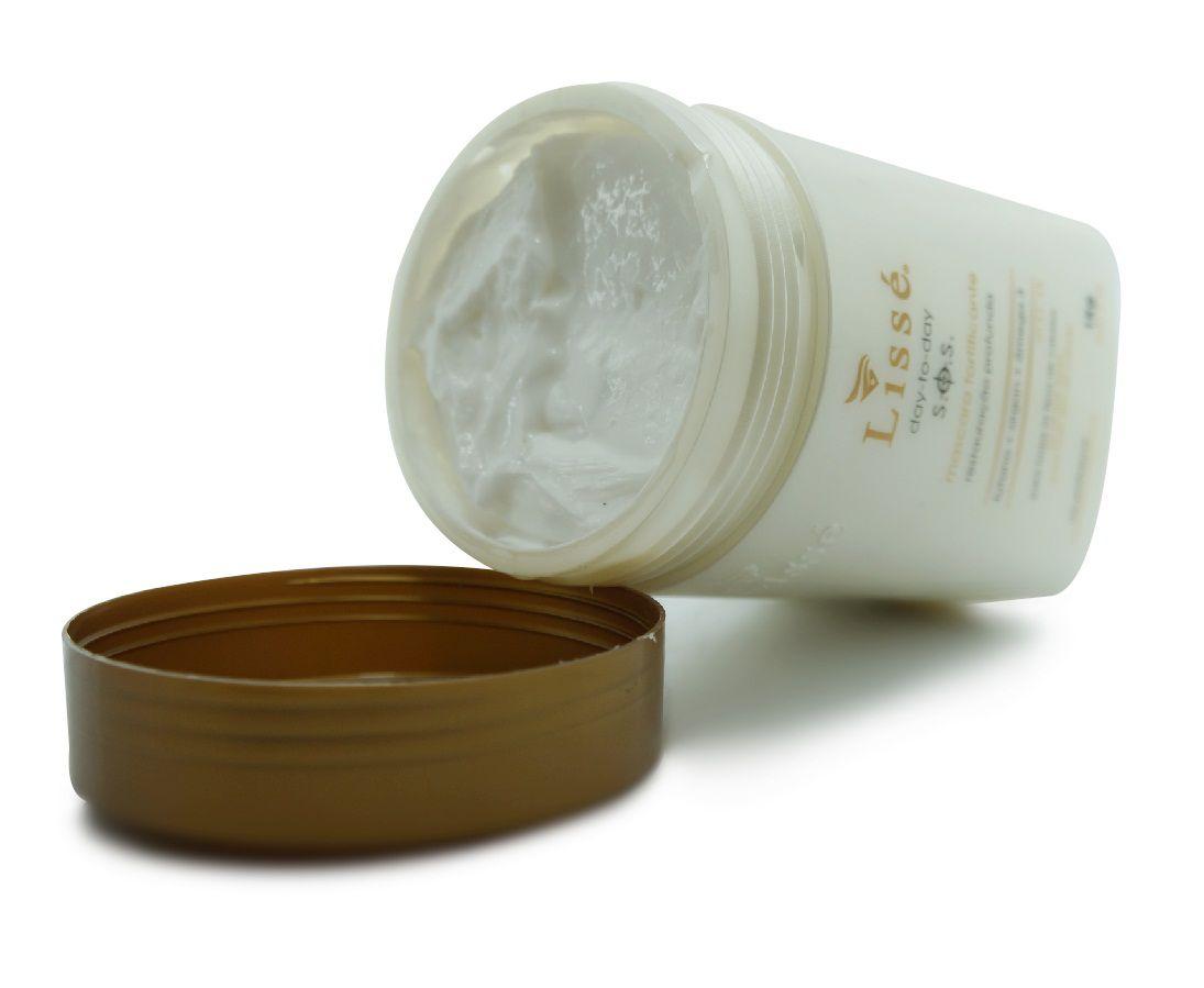 Kit Máscara E Shampoo S.O.S