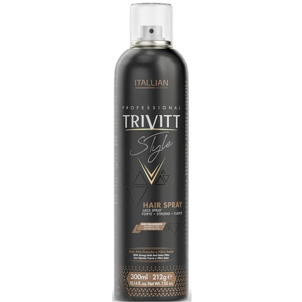 Kit Para Penteado Profissional Trivitt com 3 Produto - O Poder do Penteado
