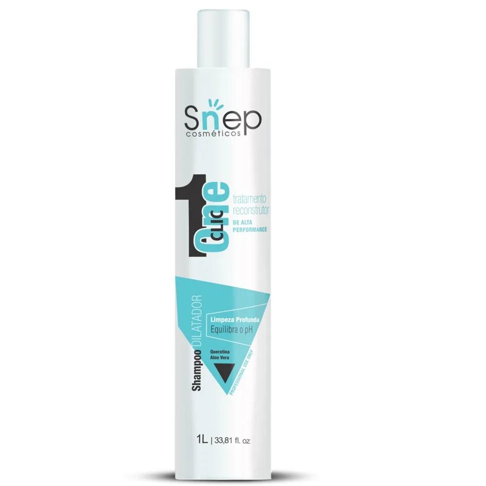Kit Six Service Shampoo e Ativo E Botox One Tox SNEP