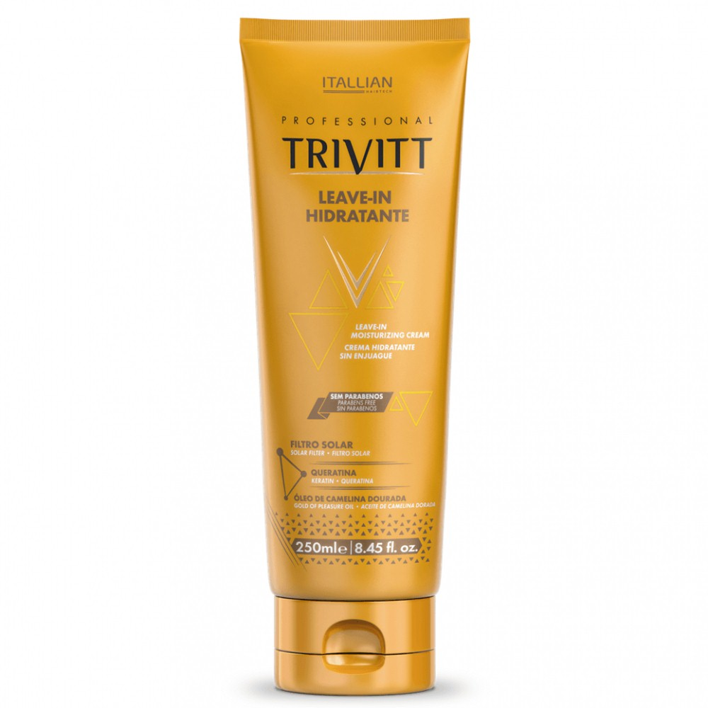 Leave - in Hidratante Trivitt 250 ml
