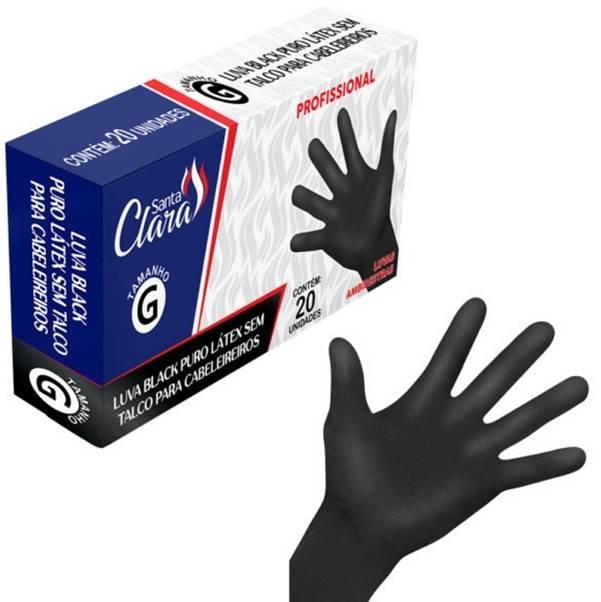 Luva Black  Super Resistente