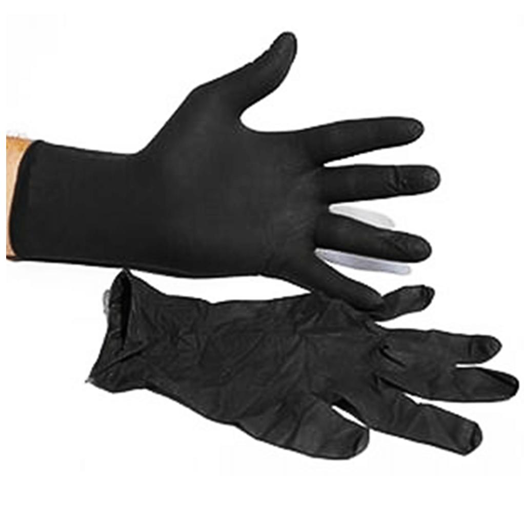 Luvas Black Profissional - Super Resistente - Ideal para Escova Progressiva