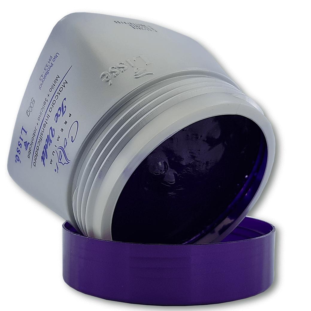 Mascara Intensificadora Matizante Violeta Lisse 500 gr