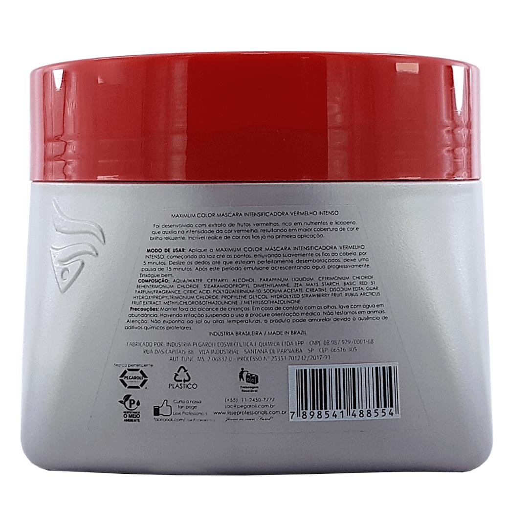 Máscara Red Matizadora Lissé 500 ml