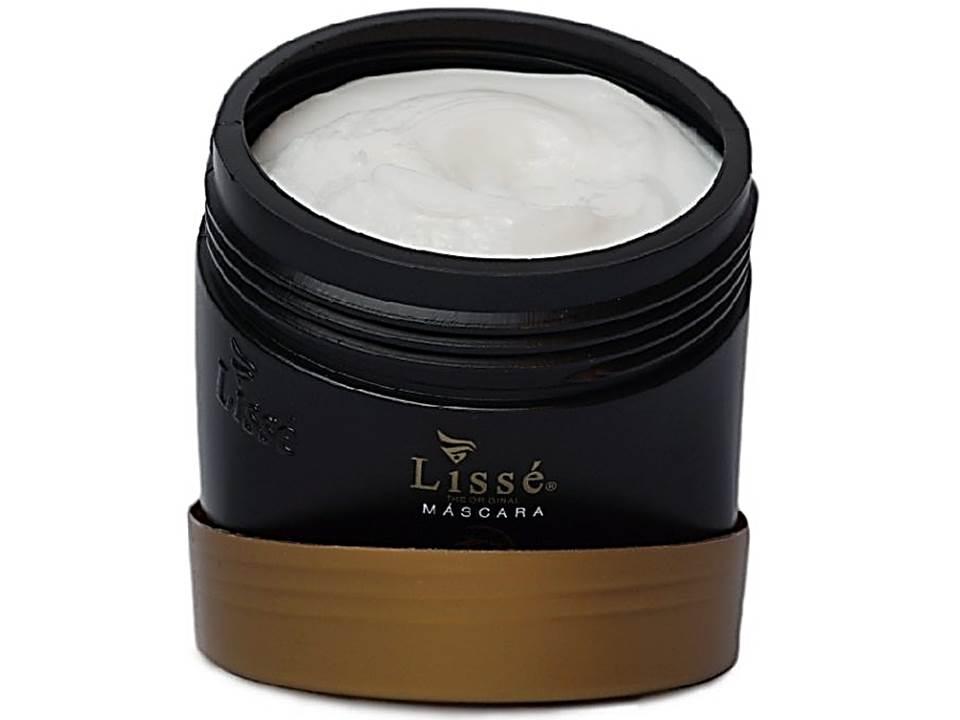 Mascara Tratamento Profissional Black Horse 500 gr Lisse