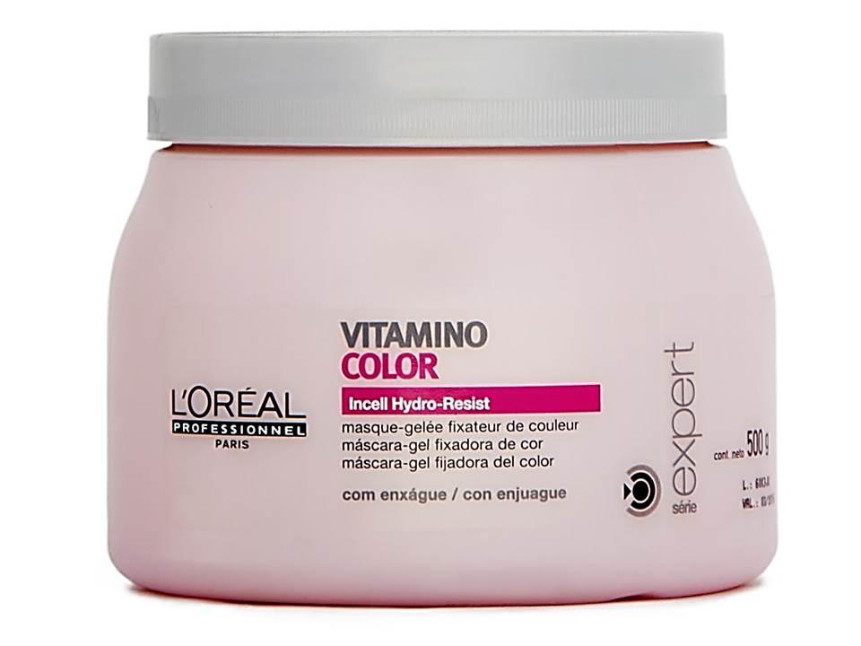 Mascará Vitamino Color 500 gr
