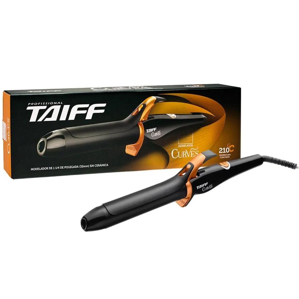 Modelador de cachos Taiff Curves - 32mm