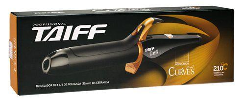 Modelador Taiff Curves  Estilo Babyliss Grande  32 mm  Polegada