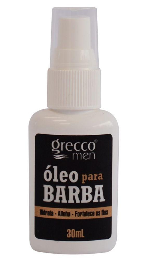 Óleo para barba Grecco Men 20 ml