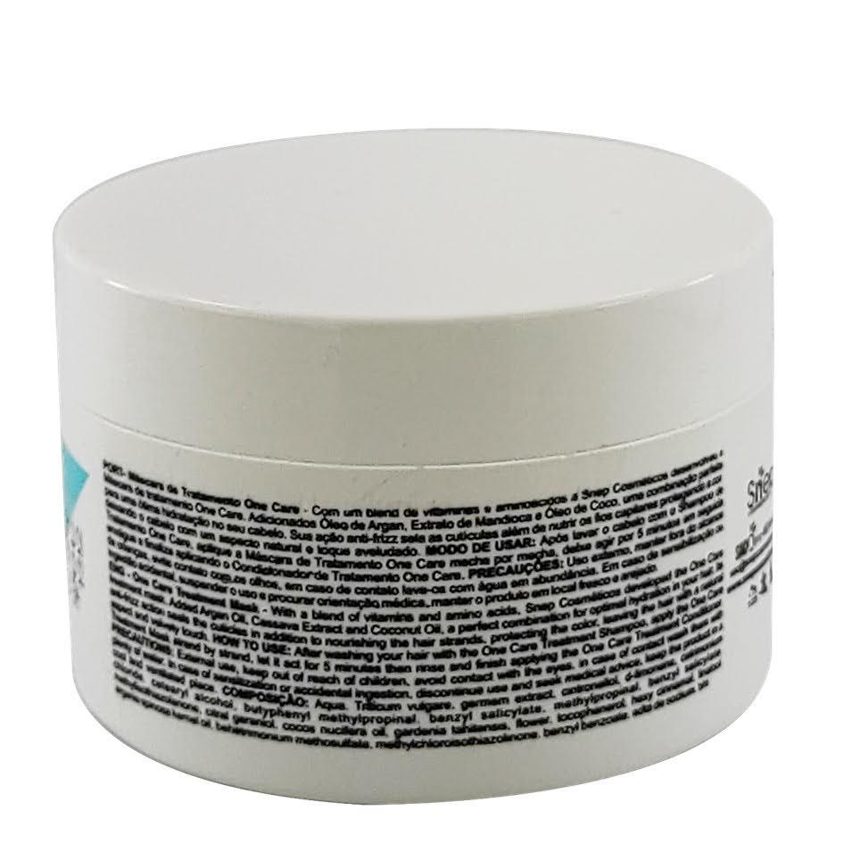 Máscara de Nutrição Intensiva 250g Home Care - Snep Cosméticos