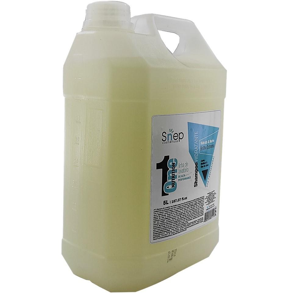 One Nutrition Shampoo 5L - Snep Cosméticos