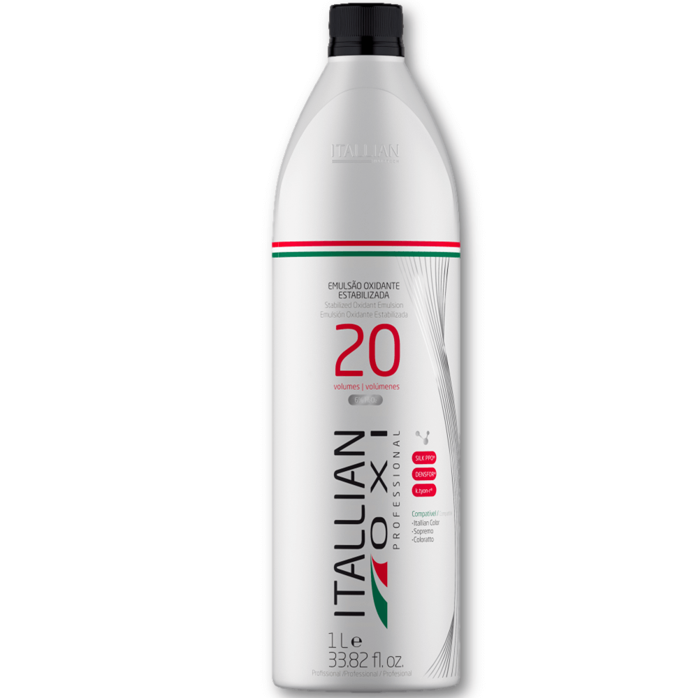 Oxidante De 20 Volume Itallian Color