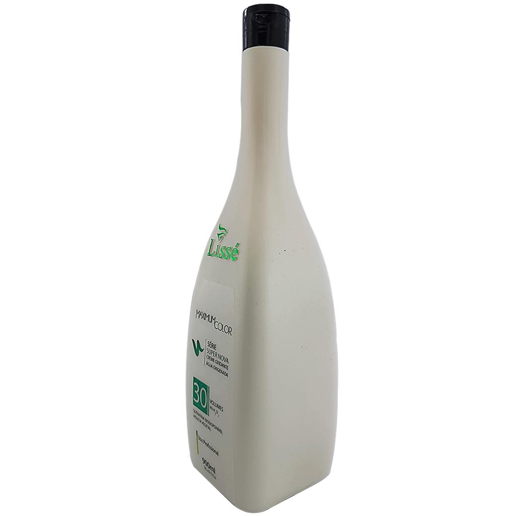 Oxidante Premium de 30 volumes – Lissé 900ml
