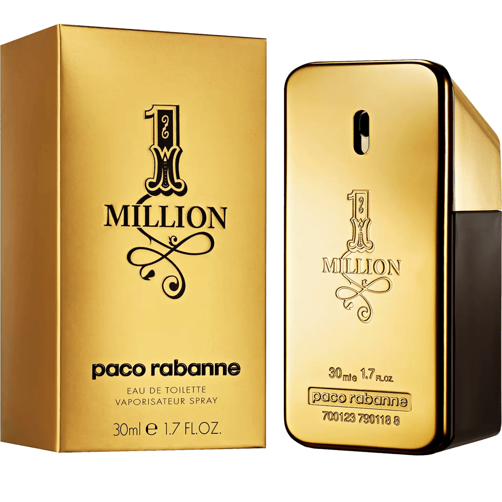 Perfume Masculino Paco Rabanne 1 Million - Original