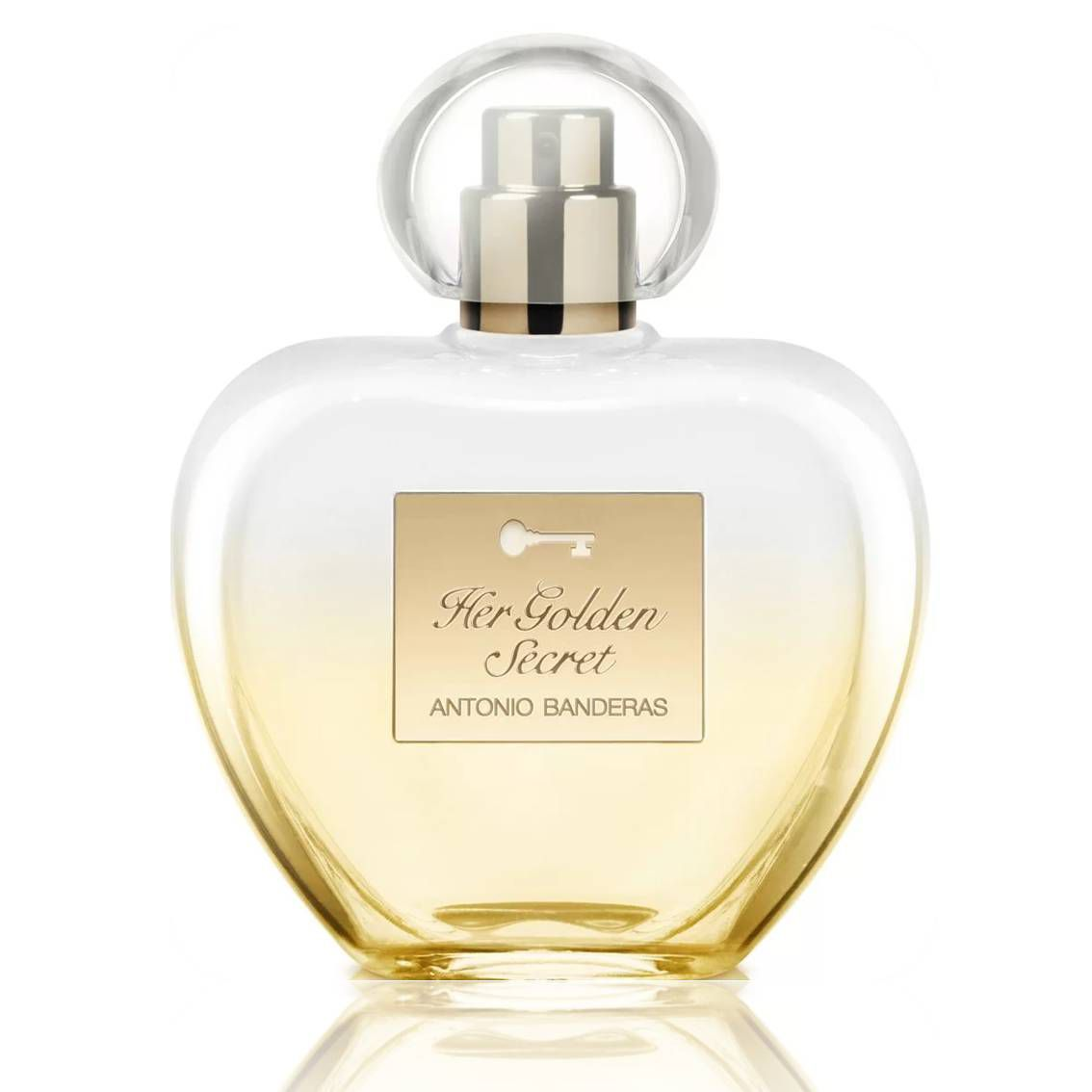 Perfume importado feminino Her Golden Secret EAU de Toilette - Antonio Bandeiras 80 ml