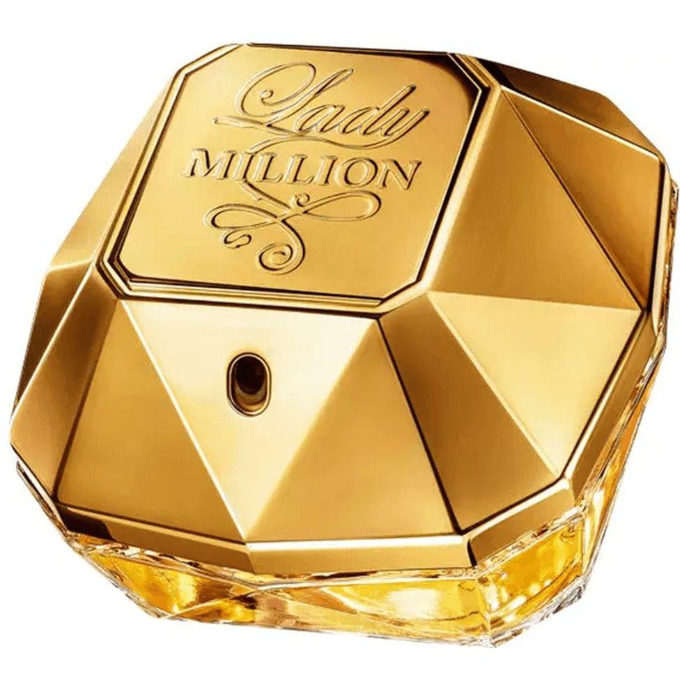 Perfume Feminino Lady Milion Paco Rabanne - Original