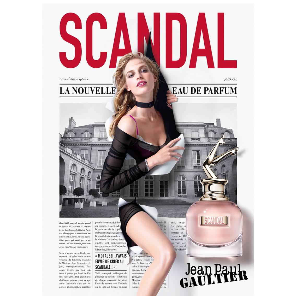 Perfume Feminino Importado Scandal Jean Paul Gaultier Eau de Parfum