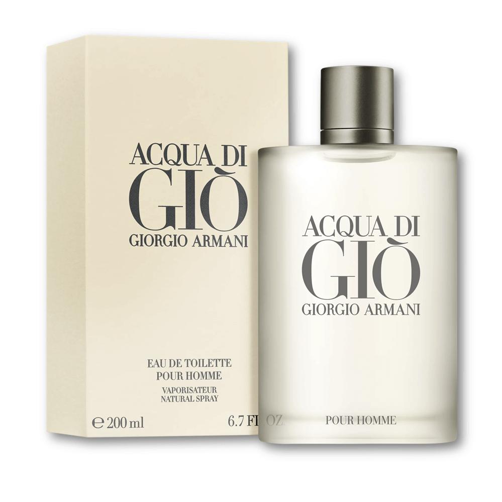 Perfume Masculino Acqua di Giò de Giorgio Armani – Original