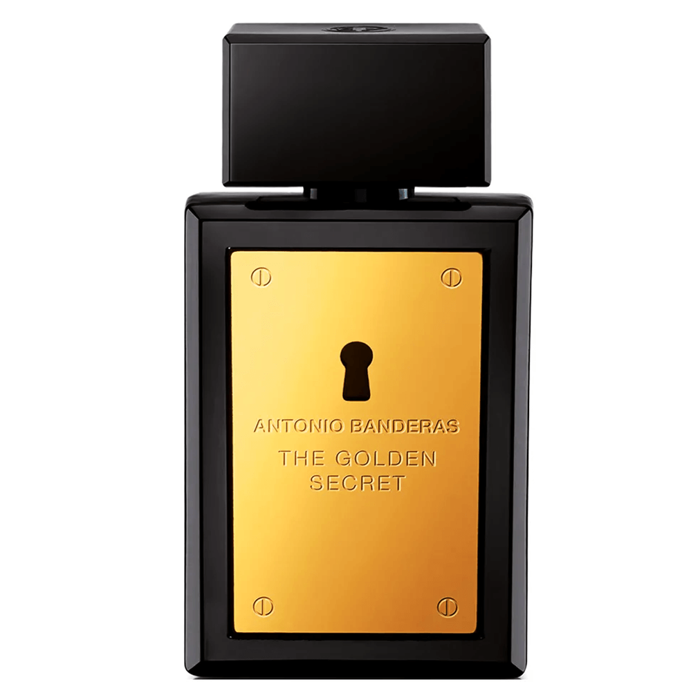 Perfume Masculino Antônio Bandeiras The Golden Secrets - Original