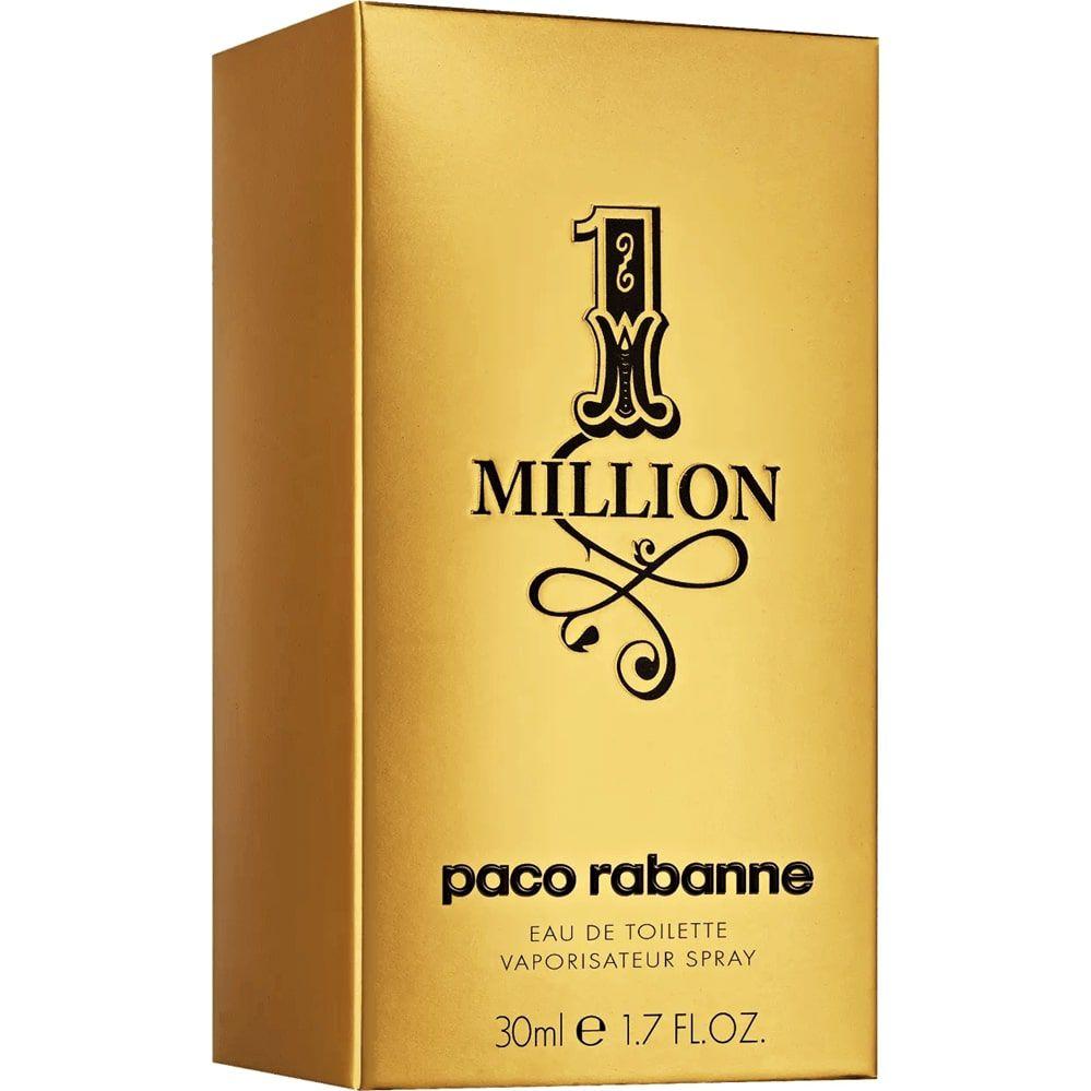 Perfume Masculino Paco Rabanne 1 Million - Original