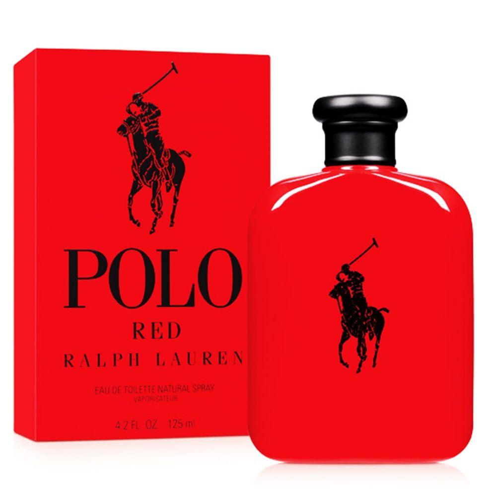 Perfume Masculino Polo Red por Ralph Lauren – Original