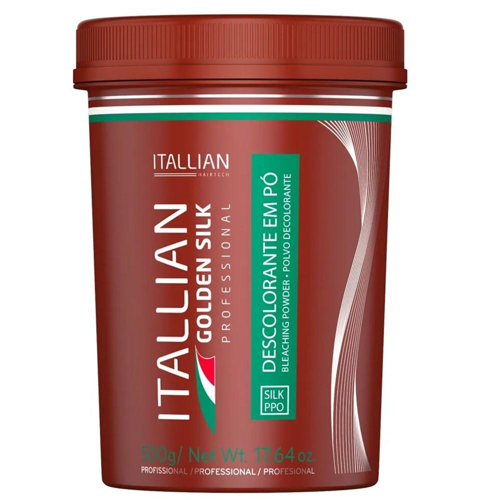 Pó Descolorante Itallian Color Golden Silk 500 g
