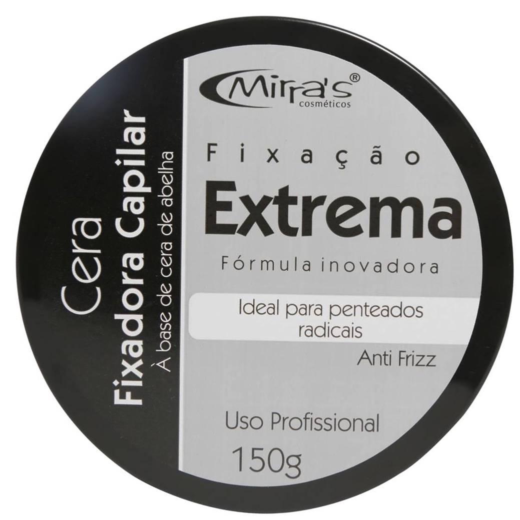 Pomada Finalizadora Mirra's 150g - Extrema Fixação