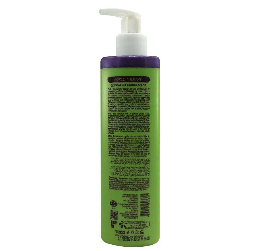 Queratina Force Therapy 250 ml