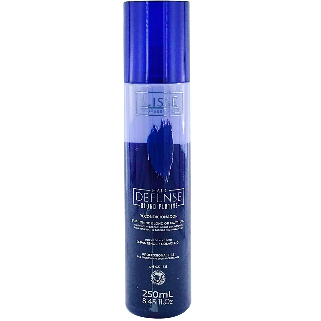 Recondicionador Hair Defense Blond Platine 250ml Lisse
