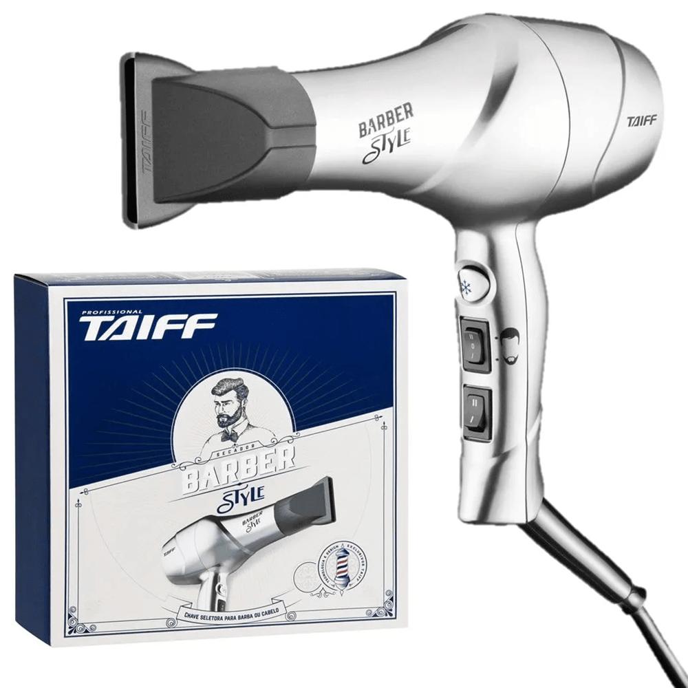 Secador de Cabelo Barber Style Taiff 1700W Profissional