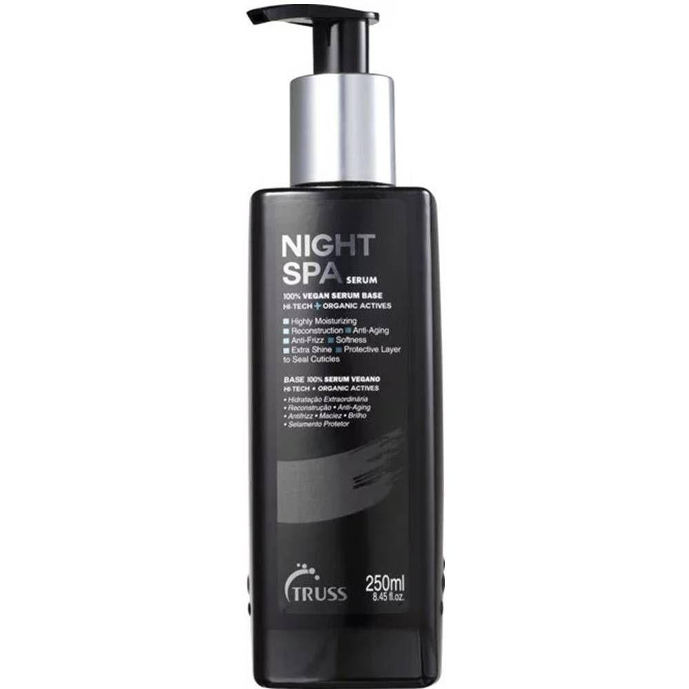 Sérum Tratamento Noturno - Truss Night Spa 250 ml