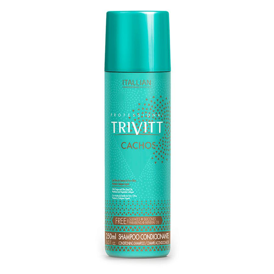 Shampoo Condicionante Trivitt Cachos 250ml