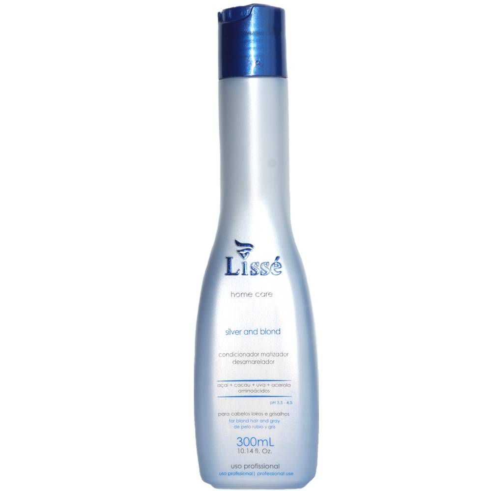 Shampoo Matizante 300 ml - Silver and Blond Lissé