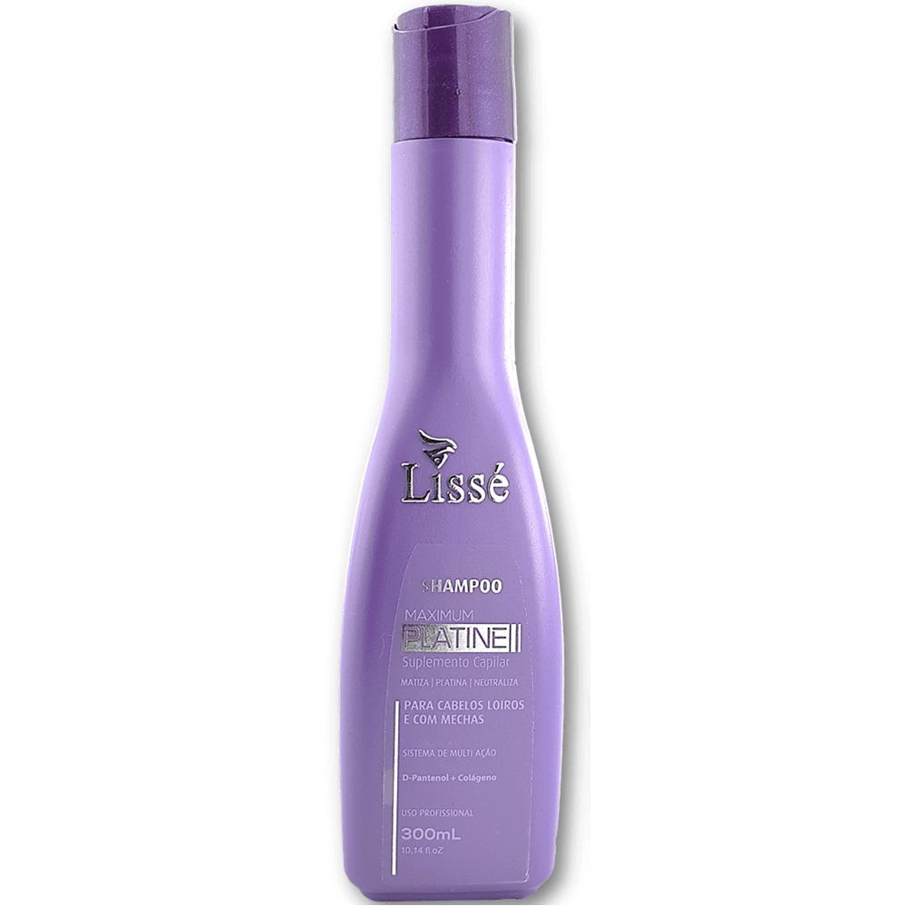 Shampoo Matizante Lissé Maximum Platine – 300ml