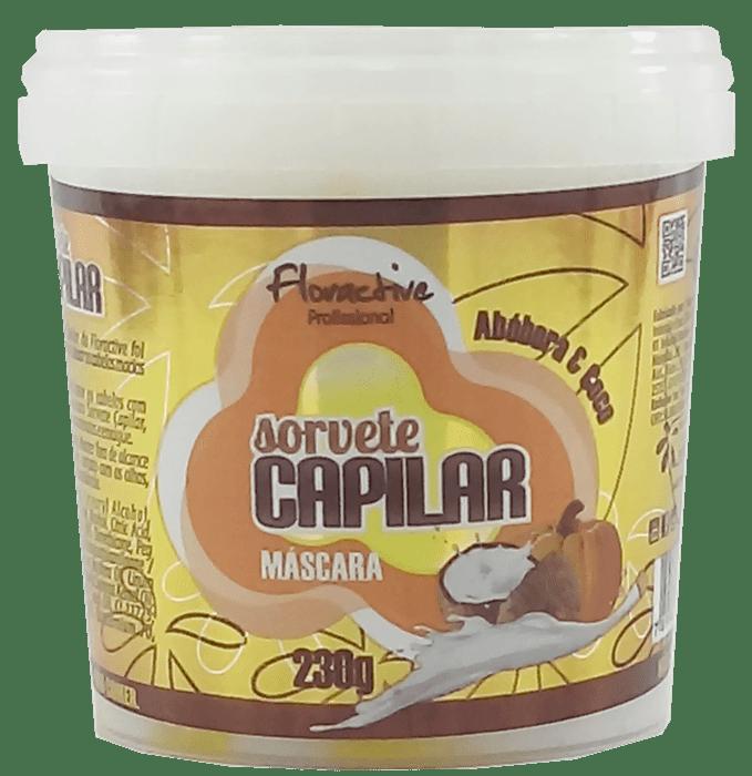 Sorvete Capilar Mascara Mega Hidratante  230 g