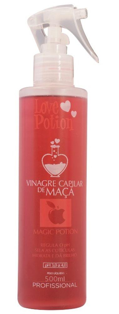 Vinagre de maçã capilar 500ml