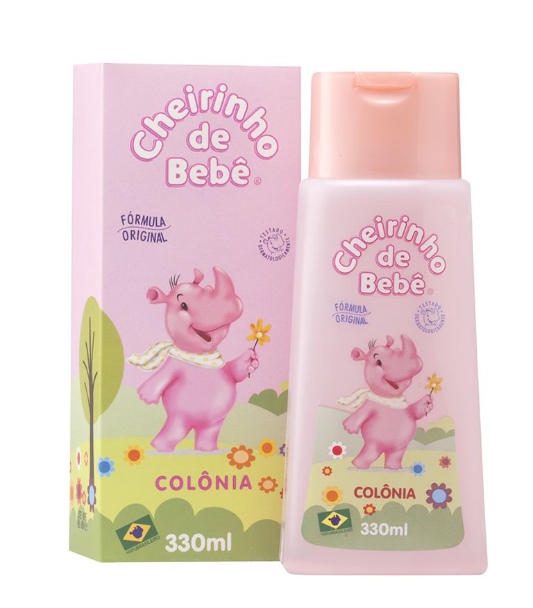 Colônia Cheirinho de Bebê 330 ml