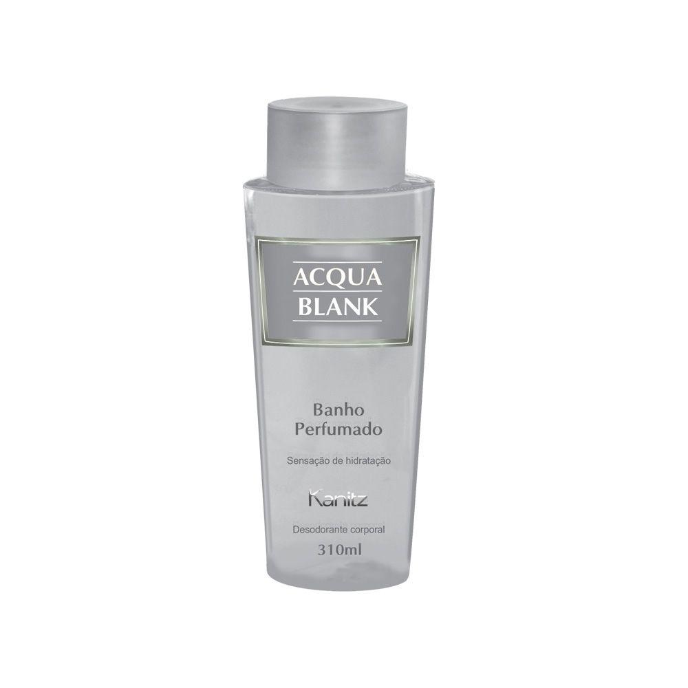 Deo Colônia Acqua Blank Banho Perfumado 310ml