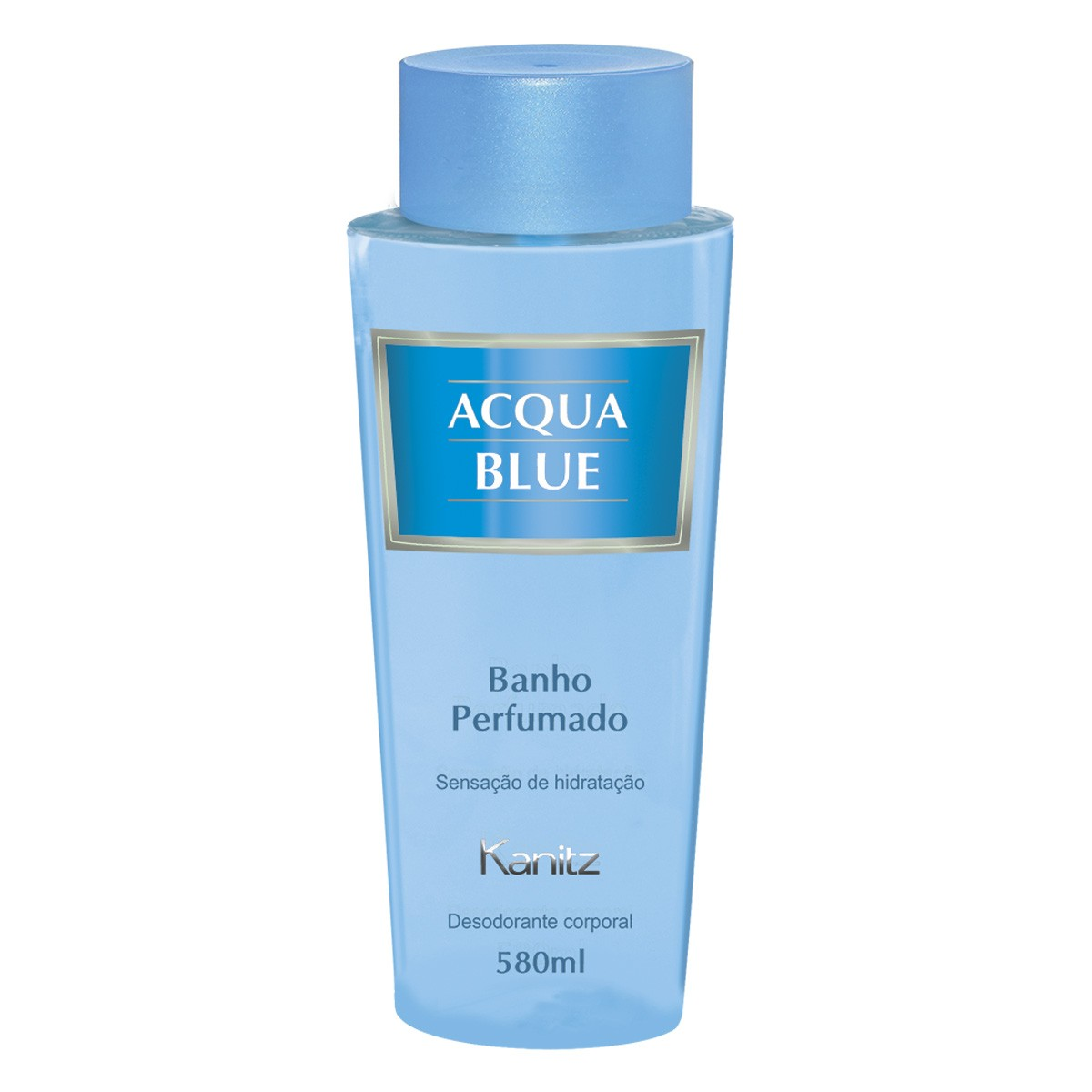 Deo Colônia Acqua Blue 580ml