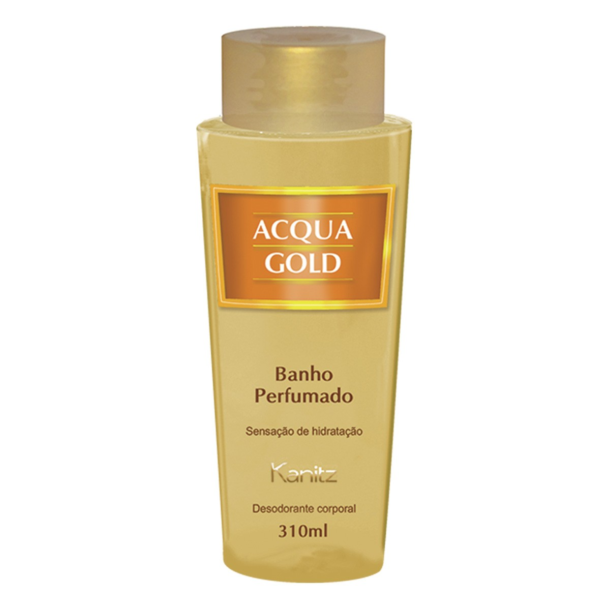 Deo Colônia Acqua Gold 310ml