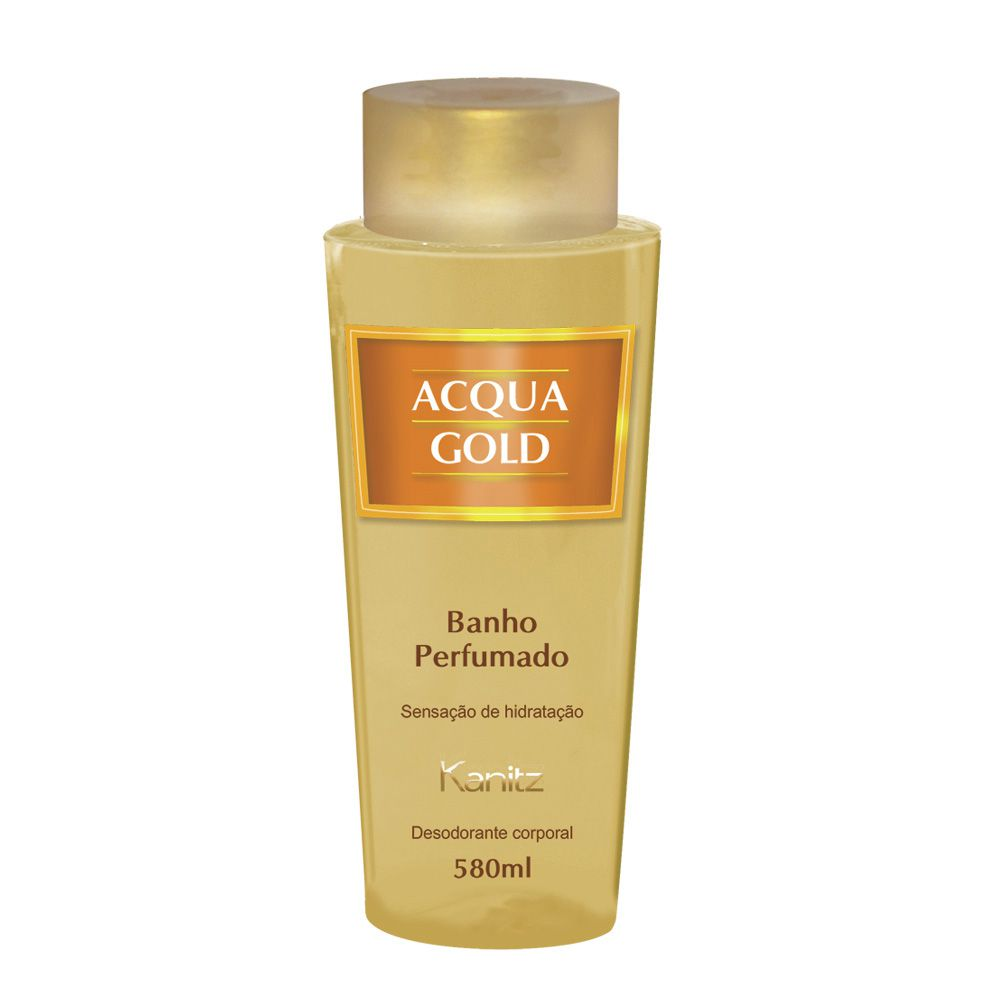 Deo Colônia Acqua Gold 580ml