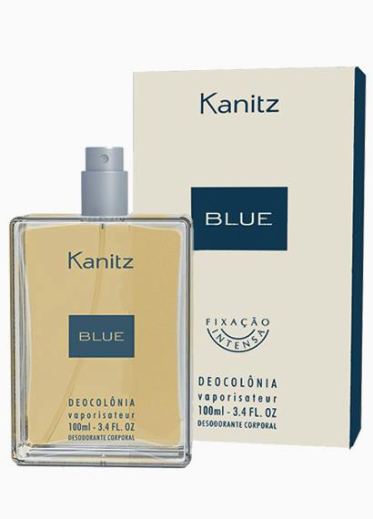 Deo Colônia Kanitz Blue 100ml